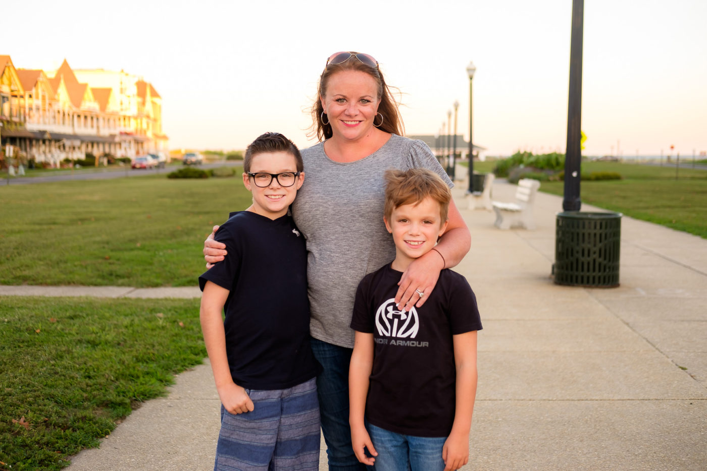 Portraits of the Jersey Shore Jersey Shore Neuroblastoma Boy Robert Wood Johnson Cancer Survivor_