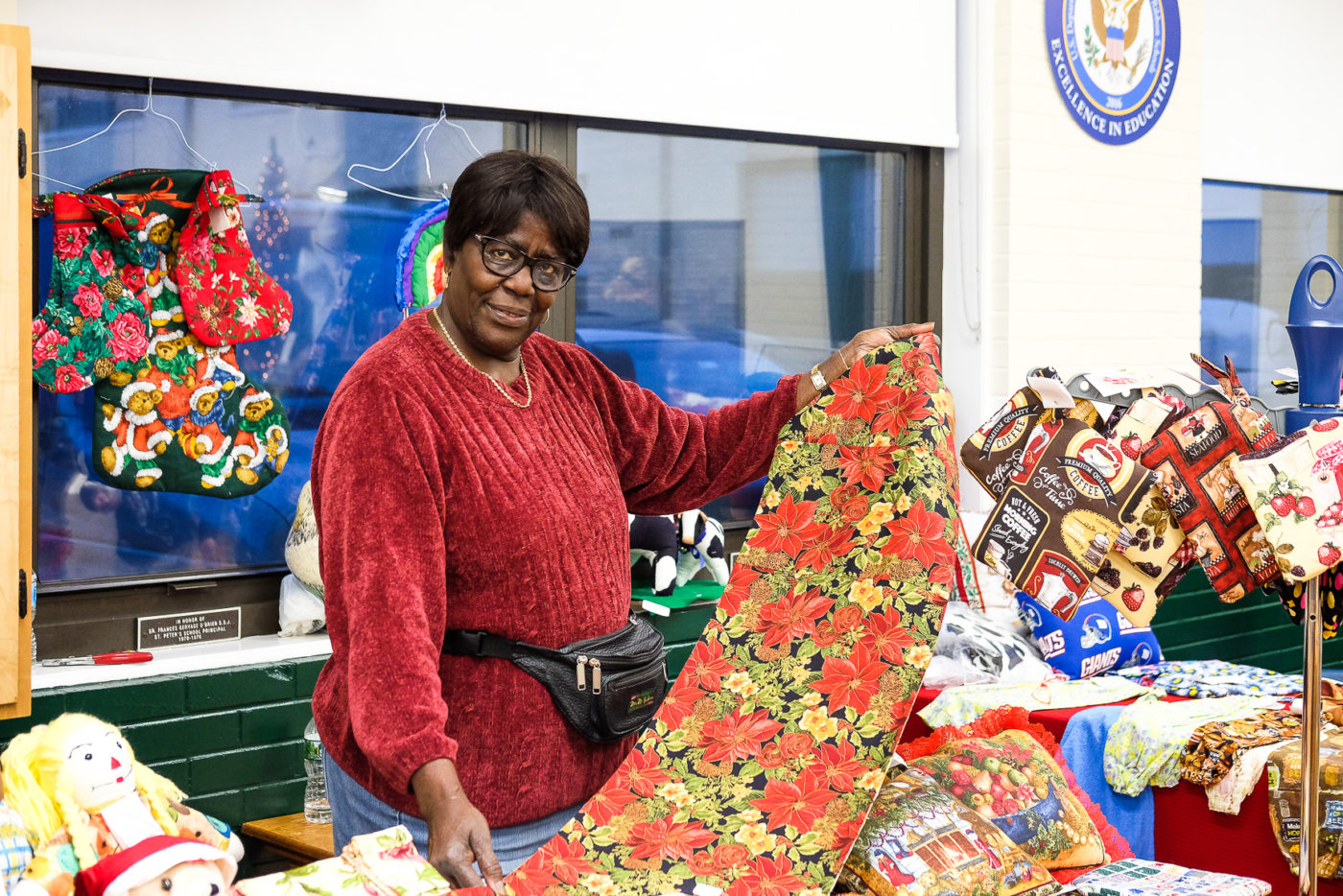 Point Pleasant Borough Sewing St. Peters School