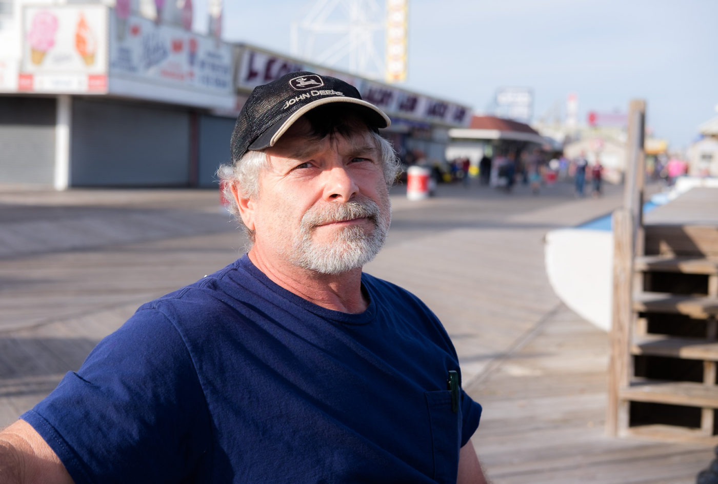 Portraits of the Jersey Shore Seaside Heights Fatherhood Challenges Teenager Raising Sons