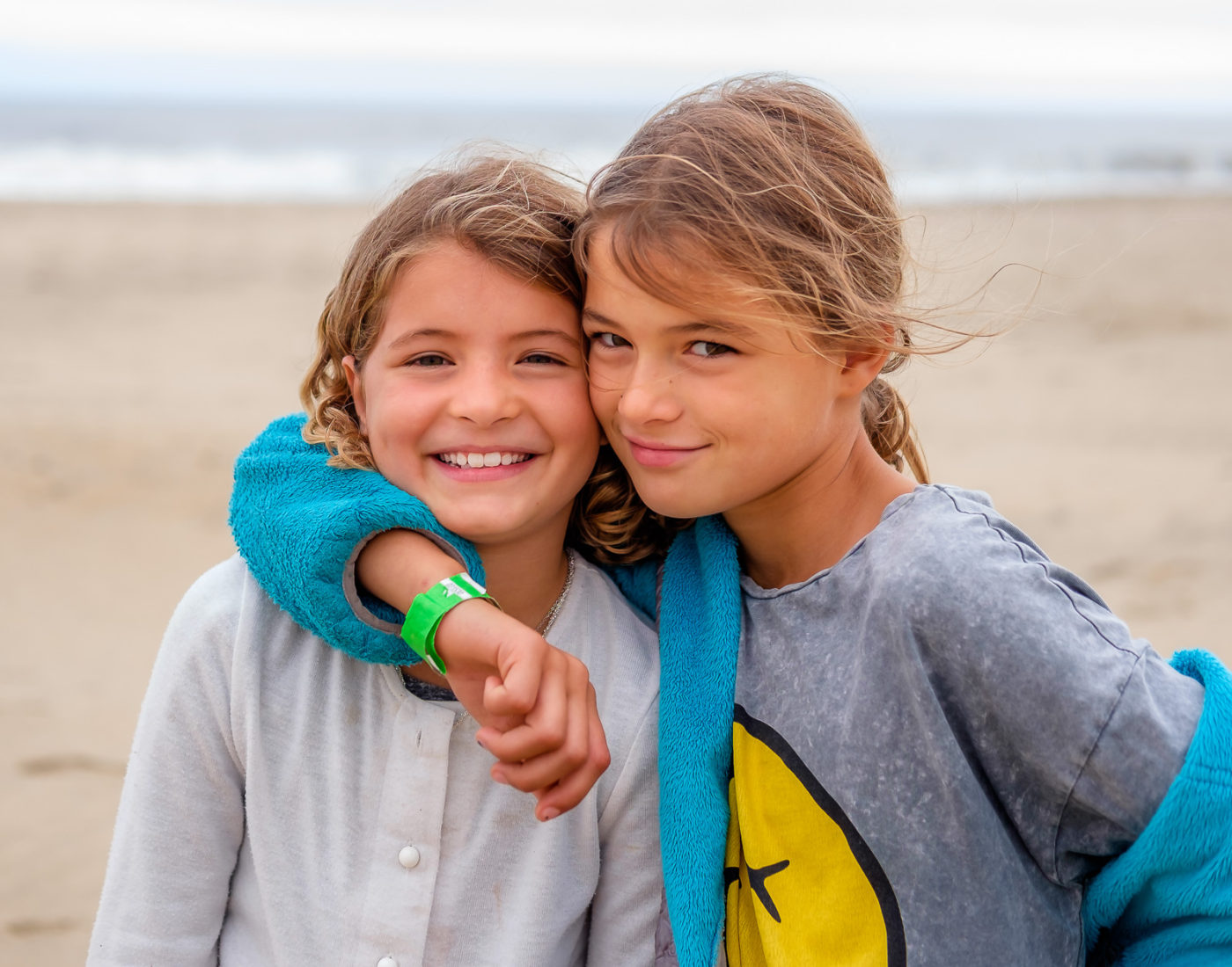 Portraits of the Jersey Shore Seaside Heights Point Pleasant 10-Year-Old Girls Mission Trip Good Samaritans Help Impoverished Children Uganda