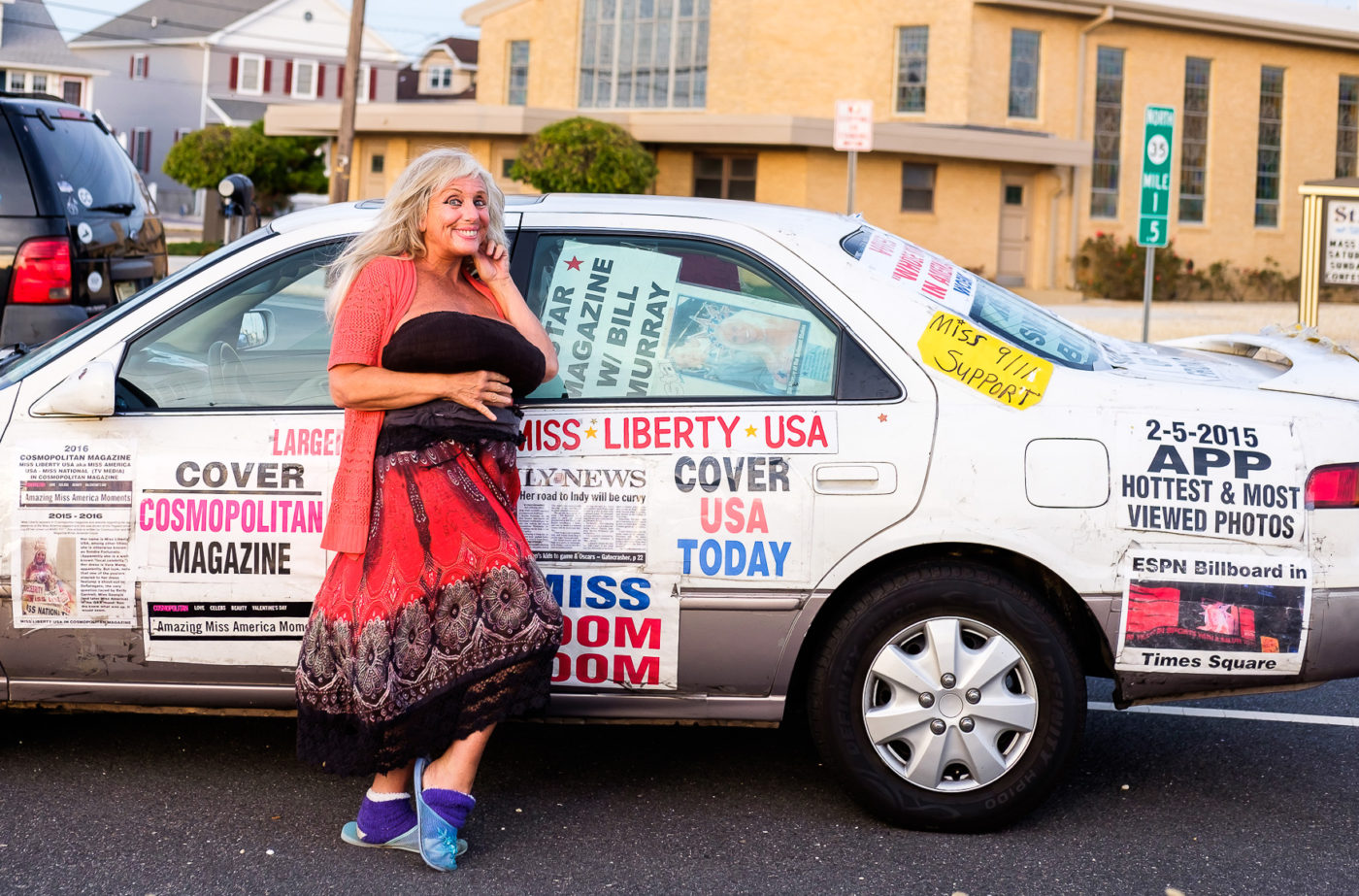 Portraits of the Jersey Shore Seaside Heights Seaside Park Miss Liberty Celebrity Giants Jets Orphan Foster Child Halloween Parade