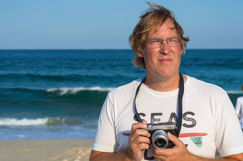 Portraits of the Jersey Shore - Gregory Andrus photographer