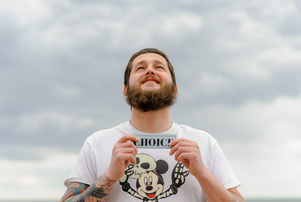 Portraits of the Jersey Shore Addiction Overcomer-