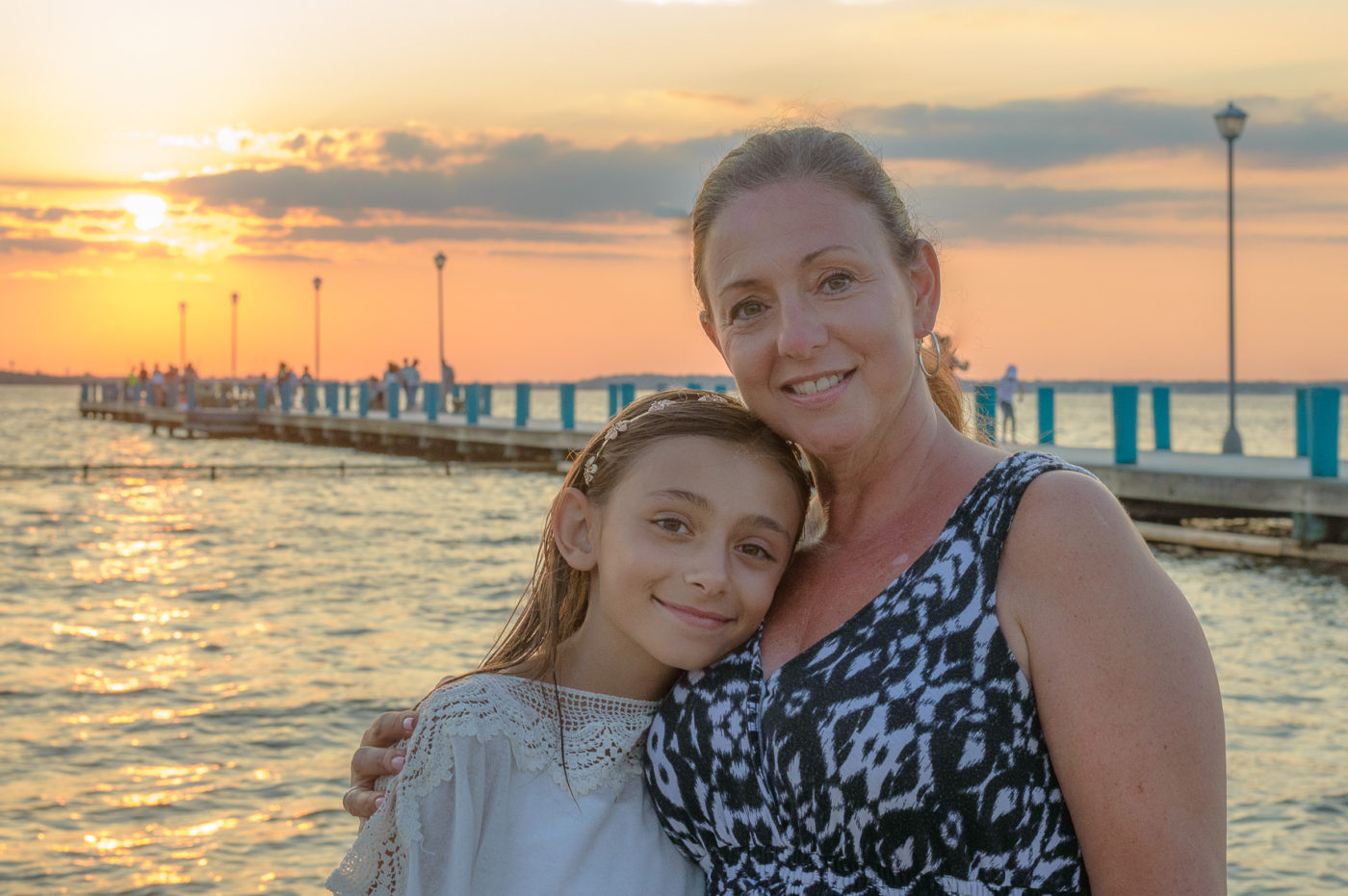 portraits of the jersey shore challenges of a middle school daughter-